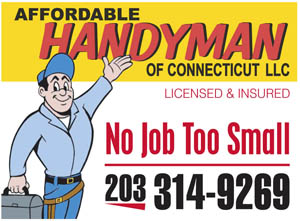 Affordable Handy Man Of Connecticut Llc Milford Ct 06460